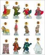 Fèves : Narnia - Le Lion, L'Armoire Et La Sorcière Blanche 2006 - Disney