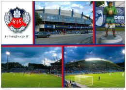 2) AK Olympia Stadion Postkarte Helsingborg Helsingborgs IF Schweden Sweden Sverige Svenska HIF Fotball Fotboll Stadium - Fussball
