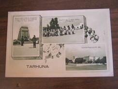 CARTOLINA COLONIALE - TARHUNA - Militari