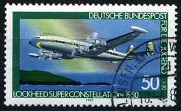 A11-50-3) BRD - Michel 1041 - OO Gestempelt (A) - 50+25Pf  Luftfahrt, Jugend 80 - [7] West-Duitsland