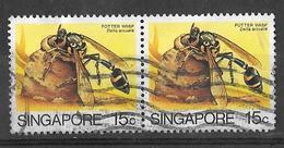 Mi 465 (o) - Singapour (1959-...)