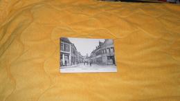 CARTE POSTALE ANCIENNE CIRCULEE DE 1919. / BOURBOURG.- RUE DE GRAVELINES. - France