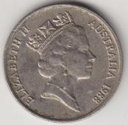 @Y@    Australië   5 Cent 1988    (4420) - 5 Cents