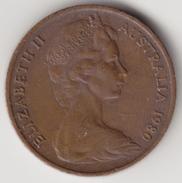@Y@    Australië   1 Cent  1980    (4423) - Australië
