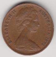 @Y@    Australië  1 Cent  1973    (4426) - Australië