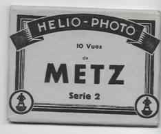 Carnet  Photos  METZ Série 2 - Lieux