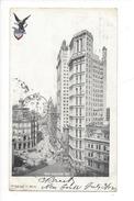 16233 -  New York Park Row 1902 - Wall Street