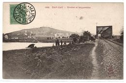 DAP CAU - Rivière Et Briquetterie - Ed. P. Dieulefils, Hanoï - Viêt-Nam