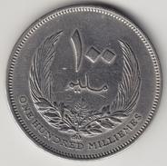 @Y@    Libië  100 Milliemes  1970   (4430) - Libië