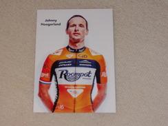 Johnny Hoogerland - Roompot Oranje Peloton - 2016 - Ciclismo