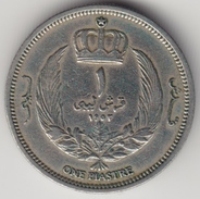 @Y@    Libië  1 Piastre   1952   (4431) - Libia