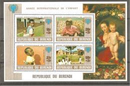 ANNEE INTERNATIONALE DE L ENFANCE  NEUF** - 1970-79: Neufs