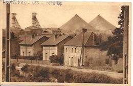 Monceau Les Mines  Quartier De Lucy Mise à Terril Puits Darcy - Montceau Les Mines
