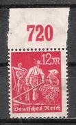 Reich Variété Du N° 177 Neuf ** Michel 240 P OR - Ungebraucht