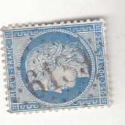 33 Blagnac - Tp N°60 Yvert. Oblit GC 6139. Tb état Frappe Et Tp. - Marcophilie (Timbres Détachés)