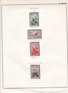 Algérie - Collection Vendue Page Par Page - Timbres Neufs */** / Oblitérés- Qualité B/TB - Algeria (1924-1962)