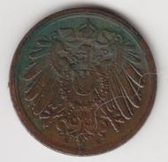 @Y@    Duitsland   1 Pfennig  1908 A   (4441) - 1 Pfennig