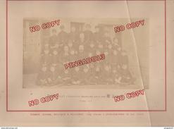 Au Plus Rapide 1874 Cuers * Var Pensionnat D'instruction Secondaire Dirigé Par Mr Saurin - Photos