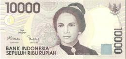 Indonesia - Pick 137 - 10.000 (10000) Rupiah 1998 - 1999 - Unc - Indonésie