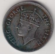 @Y@    Maleisië  10 Cents   1949    (4448) - Maleisië