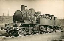 PHOTO VILAIN TRAIN - 230117 -  75 PARIS 12ème Arrondissement BERCY RAPEE - Locomotive Gare Chemin De Fer - District 12