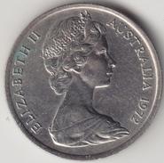 @Y@    Australië   5 Cents  1972    (4450) - Australië