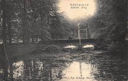 Westmalle  Malle   Kasteel Brug     A 5051 - Malle