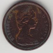 @Y@    Canada  1 Cent  1965     (4452) - Canada