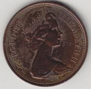 @Y@    Groot Brittanië   2 New Pence  1971    (4455) - 1971-… : Decimale Munten