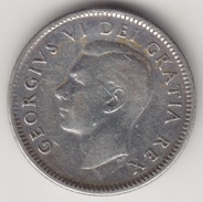 @Y@    Canada    10 Cents  1950    (4457) - Canada