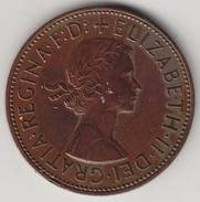 @Y@   Groot Brittanië   1 Penny   1962   (4460) - 1902-1971 :  Post-Victoriaanse Muntstukken