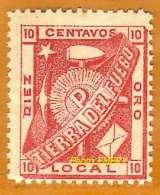 POLAIRE Terre De Feu **LUXE Local 1 De 1891 - America (Other)