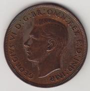 @Y@   Groot Brittanië   1  Penny   1946   (4463) - 1902-1971 :  Post-Victoriaanse Muntstukken