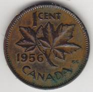@Y@    Canada  1 Cent  1956     (4469) - Canada