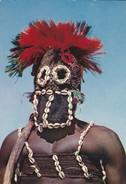 AFRIQUE---MALI   ?---masque Africain---voir 2 Scans - Mali