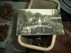 VAL  ET CHATILLON-NORROY-CIREY SUR VEZOUZE -VAL INAUGURATION MONUMENTS  AUX MORTS - Cirey Sur Vezouze