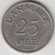 @Y@    Denemarken   25 Ore    1950     (4477) - Denemarken
