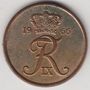 @Y@    Denemarken   5 Ore    1966     (4478) - Denemarken
