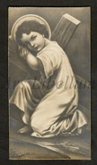 Communieprentje / Communie / Communion / 2 Scans / 1932 / Maria Hertogs / Schoten - Communie