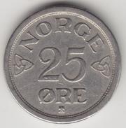 @Y@   Noorwegen  25 Ore  1954      (4489) - Noorwegen