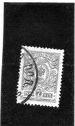 B - Russia 1909 - Corno I Posta Con Folgori