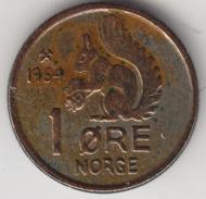 @Y@   Noorwegen  1  Ore  1964        (4497) - Noorwegen
