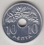@Y@   Griekenland  10 Lepta  1954        (4493) - Griekenland