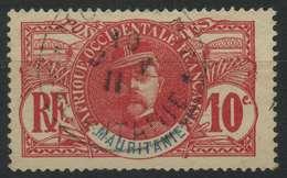 Mauritanie (1906) N 5 (o) - Mauritanie (1906-1944)