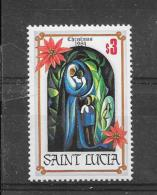ST.Lucia 1984 Scott. Nr° 705 (**) - St.Lucia (1979-...)