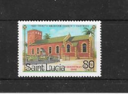 ST.Lucia 1986 Scott. Nr° 869 (**) - St.Lucie (1979-...)