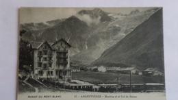 Argentières Montroc Et Le Col De Balme - France