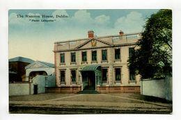 "The Mansion House, Dublin.   ""Photo Lafayette"" - Dublin"