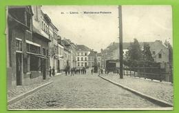 LIER / LIERRE : Marché Aux Poissons (1909) (bl J) - Lier