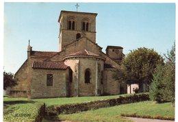 Saône Et Loire - IGUERANDE - L'Eglise Romane XIe Siècle - France
